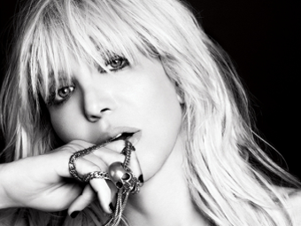 Courtney Love – 7 Hollywood Winter 2014