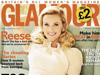 Reese Witherspoon – Glamour 03/12