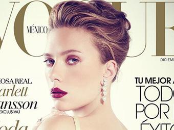 Scarlett Johansson – Vogue 12/13