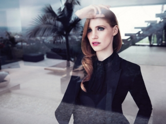 Jessica Chastain – Yves Saint Laurent