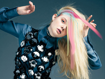 Elle Fanning – Bullett Winter 2013