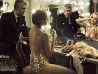 Penélope Cruz – Vanity Fair 03/07