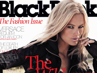 Carolyn Murphy – BlackBook 09/07