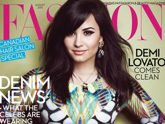 Demi Lovato – Fashion 08/13