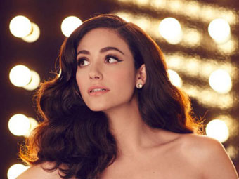 Emmy Rossum – The Hollywood Reporter 06-14
