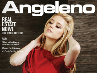 Amber Heard – Angeleno 08/11