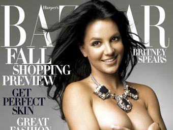 Britney Spears – Harper's Bazaar 08/06