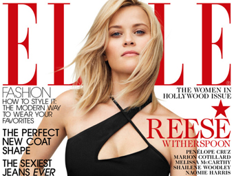 Reese Witherspoon – Elle 11/13